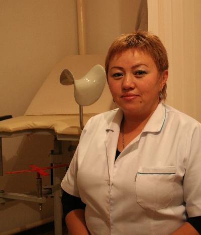 Врач окушер гинеколог