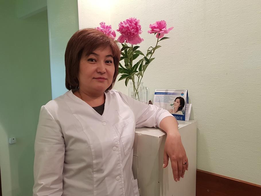 лучший гинеколог Бишкека