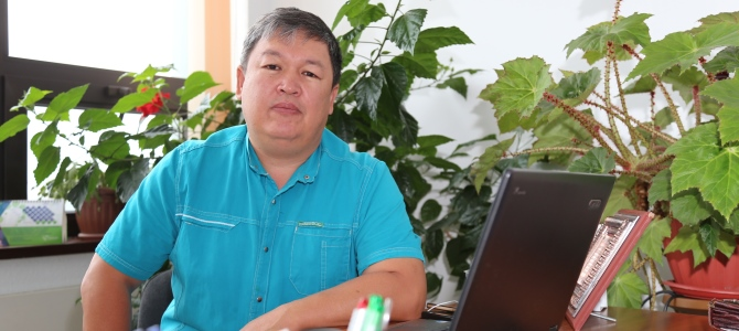 Чорчоев Кайрат Борукчиевич