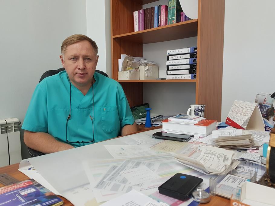 Клиника «доктора Кузьмина»