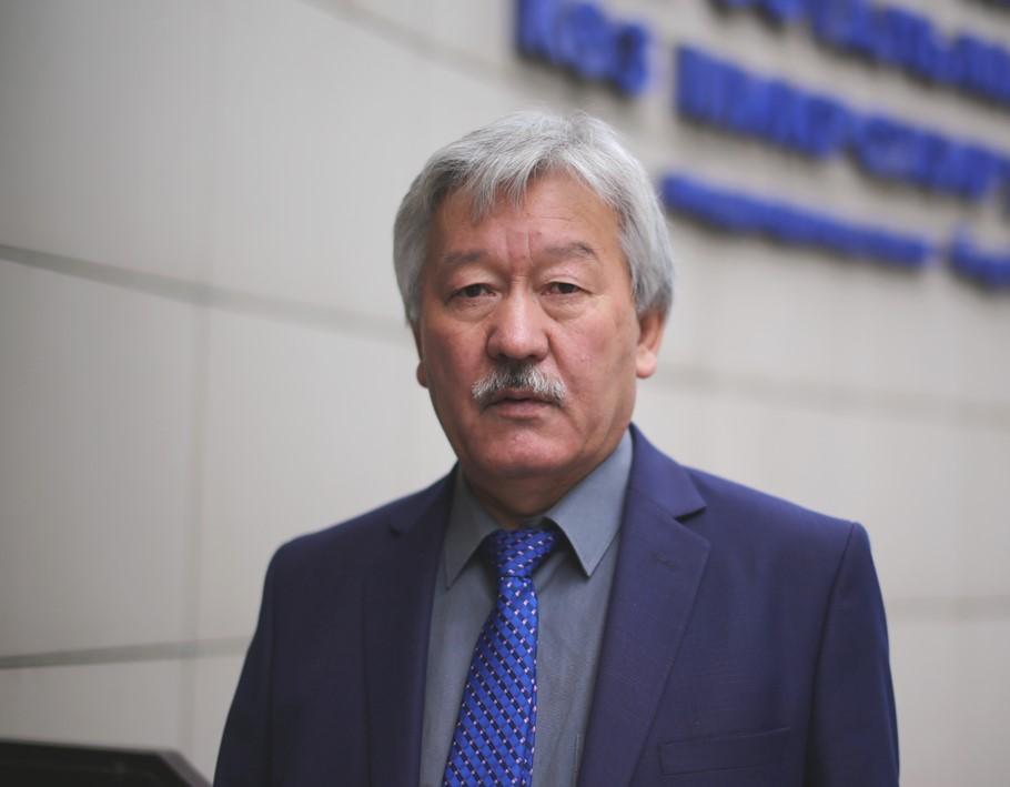 Генеральный директор А.Э.Эшмамбетов