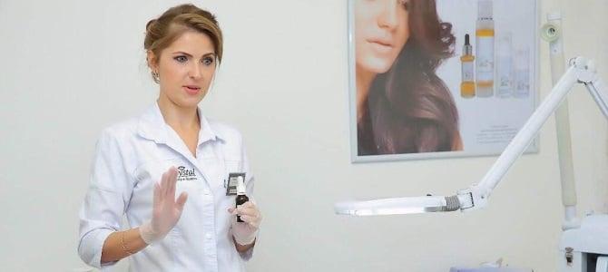 Врач-косметолог Новаковская Наталья