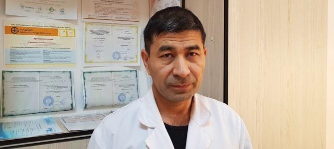 Уролог Салимов Бахтияр  Гаппарович