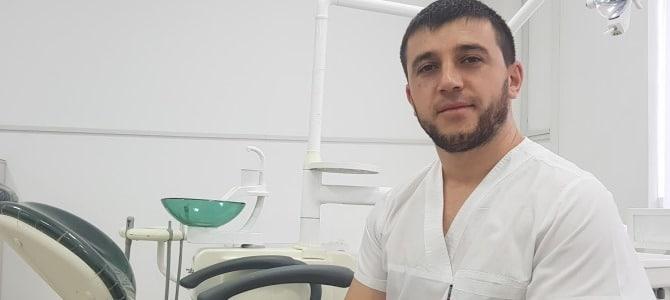 Cтоматолог – Мералиев Ахмед
