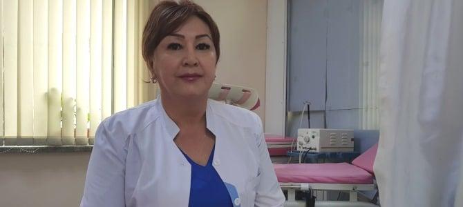 Гинеколог КУШУБАКОВА Чынара Абдиллаевна