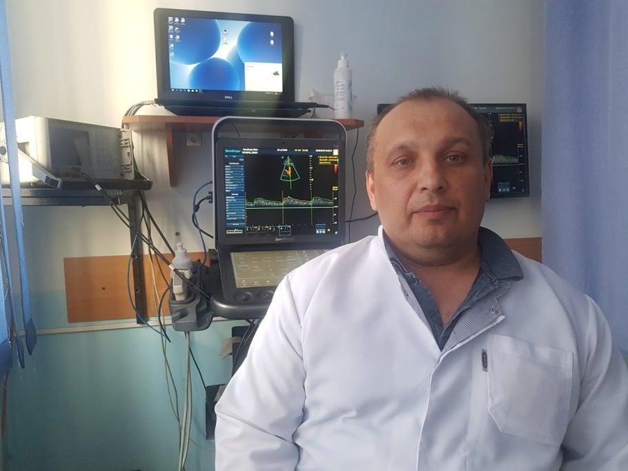 невролог МАРЦЕНЮК ЕВГЕНИЙ БОРИСОВИЧ