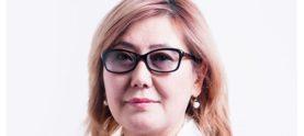 Врач невропатолог Гульбара Манаповна