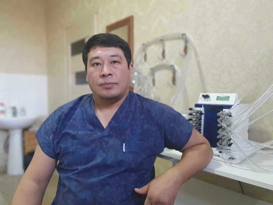 Врач  Кинезиолог Бишкек