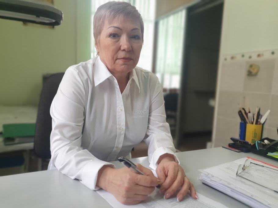 Калиниченко Татьяна Ивановна.